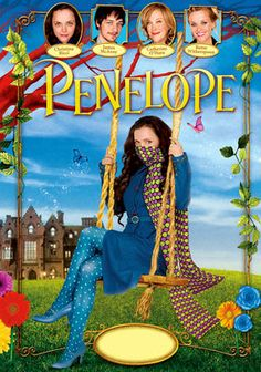 Penelope (2006) Penelope is a modern-day offbeat fable co-produced by Oscar Winner Reese Witherspoon about a young woman (Christina Ricci) who, having spent her life trapped by a family curse, sets out to find love.