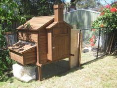 CHOOK HOUSE FOR CHOOKS AND TYPE OF CHICKEN       Posted on 3rd November, by in Eco gardening, Sustainable Living  You must be logged in to post a ...