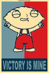 Stewie Griffin for President