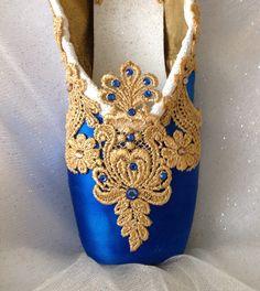 Sleeping Beauty Blue Bird. Princess Fluorine. by DesignsEnPointe, $50.00