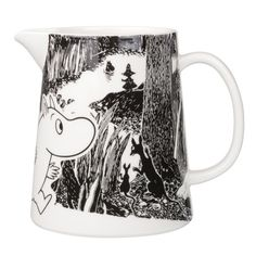 What would the Moomins drink? Maybe some delicious juice?