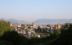 visitando rincones de granada, málaga y alicante Spas, Alicante, Granada, San Francisco Skyline, Travel, Hotels, Parks, Night, Fotografia