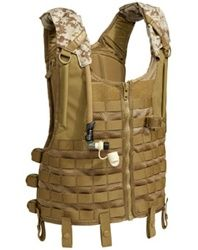 CamelBak Delta-5 Tactical Vest  http://www.reactgear.com/CamelBak-Delta-5-Tactical-Vest-p/60438-p.htm    CamelBak Delta-5 3.1L (102oz) Hydration Tactical Vest    Built for high-speed tactical environments, the NEW Delta-5 Tactical Vest combines revolutionary design, fully integrated hands-free hydration, rugged pouches and ergonomic comfort. All constructed with the most durable materials on the market.