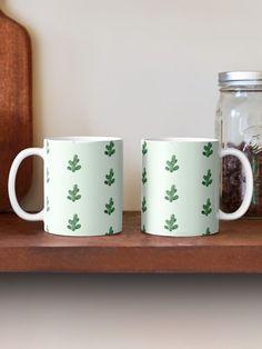 Coffee / Tea Cups#coffee #cups #tea Small Cactus Plants, Buy Cactus, Green Plants, Cacti, Cute Cups, Planets, Kawaii, Hand Painted, Turquoise