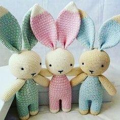 In this article we share amigurumi animal free crochet patterns. I wish you enjoyable knitting. Amigurumi toys are beautiful. Amigurumi Toys, Crochet Patterns Amigurumi, Knit Patterns, Fun Crafts, Diy And Crafts, Free Crochet, Knit Crochet, Pattern Pictures, Stuffed Animal Patterns