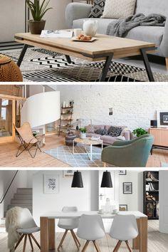 KAVEHOME : une alternative IKEA à connaître pour acheter des meubles tendance (style industriel, naturel, chic, vintage, scandinave,...)