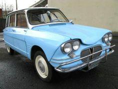 Citroen Ami 6 1963.