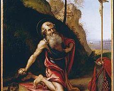 St. Jerome - Lorenzo Lotto