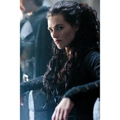 Morgana Pendragon ❤ liked on Polyvore featuring merlin, katie mcgrath, people and pictures