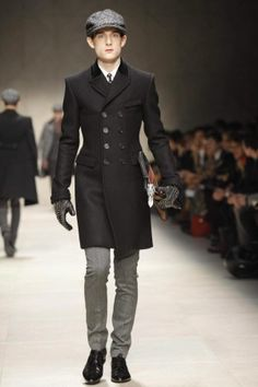 Burberry Prorsum - Menswear - Fall Winter 2012