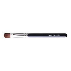Hakuhodo G5505 Eye Shadow Brush Round & Flat