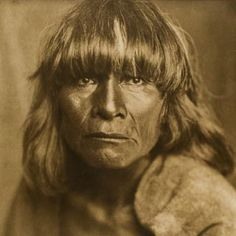 Edward S. Curtis, A Hopi Man. Find this and other artifacts for sale on CuratorsEye.com.