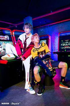 BTS • RM & V • Naver Dispatch Love Yourself 承 'Her'