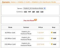 Diablo III_ Eu-Hardcore Mode: http://www.gameim.com/product/Diablo_3_Gold.html