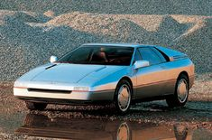 Ford Maya    The 1984 Ford Maya Supercar