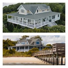 Emily's Beach House on Revenge is more beautiful to me than The Grayson's