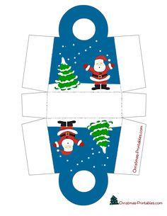 free-printable-christmas-gift-bag-3.png (612×792)