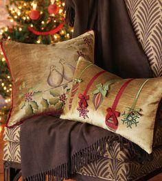 Beautiful Christmas Pillows