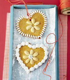 Lebkuchen-Herz - Lebkuchen, Honigkuchen, Pfefferkuchen - [LIVING AT HOME]me marmelada