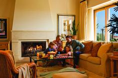 Pelican Hill Villa Great Family Room.