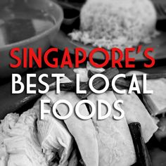 30 Famous Local Foods To Eat In Singapore Before You Die Singapore Travel Tips, Singapore Food, Food Places, Best Places To Eat, Foods To Eat, Food Lists, Summer Travel, Foodie Travel, Soul Food