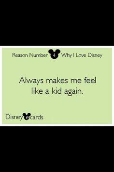 Reasons I love Disney.....