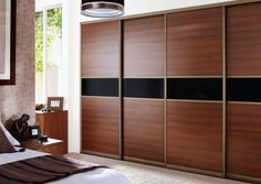 27 Interesting Wardrobe Design Ideas In Your Bedroom. 100 modern wardrobe designs and ideas for the bedroom and how to choose suitable wardrobe design for your interior the … # Wood Sliding Closet Doors, Sliding Door Wardrobe Designs, Bedroom Closet Doors, Wooden Closet, Wardrobe Design Bedroom, Bedroom Closet Design, Closet Designs, Modern Wardrobe, Wardrobe Closet