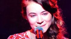 Clara van Wel, only 14 when she won New Zealand's Got Talent with this, her own song .. Where do you find love?