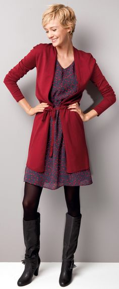 2014 Fall Dresses For Women Over 50 Cool Fall Patterned Outfits
