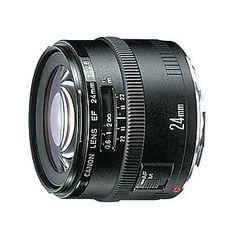 Canon EF 24mm f/2.8 Lens £369