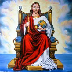 King of kings Lord of lords King Jesus, Jesus Is Lord, Jesus Artwork, Catholic Crucifix, Jesus Christ Images, Jesus Painting, Holy Quotes, Jesus Resurrection, Catholic Prayers