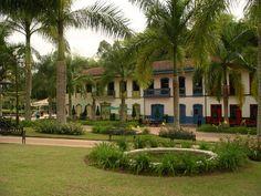 Parque del Cafe, Quindio