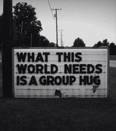 What this world needs... #loveisessentiel