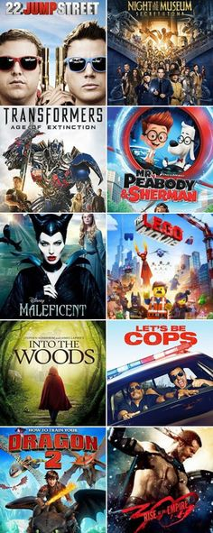 My Picks: Favorite Movies of 2014