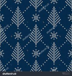 shetland knitting chart - Google Search