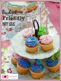Princess Birthday Party Ideas on a Budget