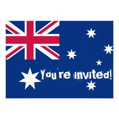 australia day flag pictures