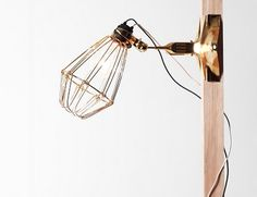 reconstruction lamp by kouichi okamoto
