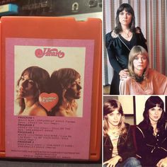 Take a trip on the Dreamboat Annie with Heart on 8 Track Tapes, Hard Rock, Annie, Musicals, Singing, Take That, Packaging, Songs, Heart