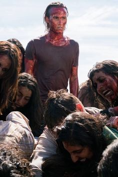 Dude is a beast! Fear is awesome! Fear the Walking Dead Season 2 Episode Photos Walking Dead Season, The Walking Dead 2, Walking Dead Tv Series, Image Film, Classic Monsters, Season 2, Favorite Tv Shows, Movies And Tv Shows, Movie Tv