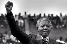 His full name is Nelson Rolihlahla Mandela When and Where Was Nelson Mandela Born? Nelson Mandela was born Rolihlahla Mandela on July . Citation Nelson Mandela, Nelson Mandela Day, Nelson Mandela Quotes, African National Congress, Development Quotes, Personal Development, Apartheid, Good Day Song, Quotes For Students