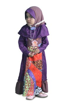 chavitakidz busana muslim anak art kamila