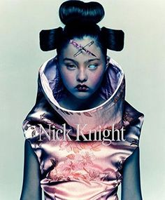 Nick Knight came up through fashion, beginning with a book of photographs titled Skinheads, released in 1982 while still a student in the U.K. He was soon noticed by i-D Magazine, Yohji Yamamoto, and Peter Saville, and has now shot campaigns for the likes of Alexander McQueen, Calvin Klein, Christian Dior, Jil Sander, Lancôme, Levi Strauss, Yves Saint Laurent, and ... Website (SHOWStudio) / Website (Nick Knight)
