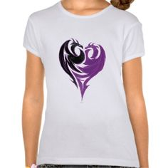 Mal Dragon Heart T Shirt