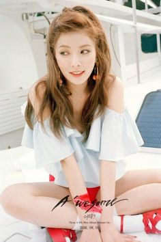 Hyuna for A'wesome