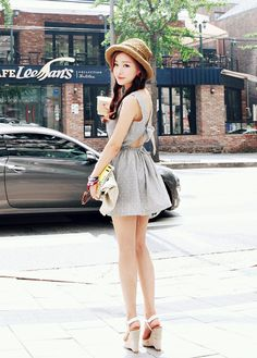Nice dress, korean fashion                              …