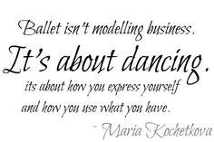 (18) ballet quotes | Tumblr