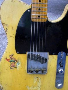 1954 Fender Esquire