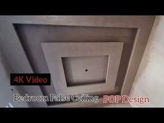 Bedroom pop Designs - YouTube Pop False Ceiling Design, House Ceiling Design, House Design, Bedroom Pop Design, Channel, Designs, Youtube, Videos, Home Decor