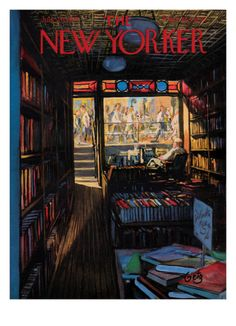 The New Yorker Cover - July 20, 1957 Giclee Print by Arthur Getz at Art.com